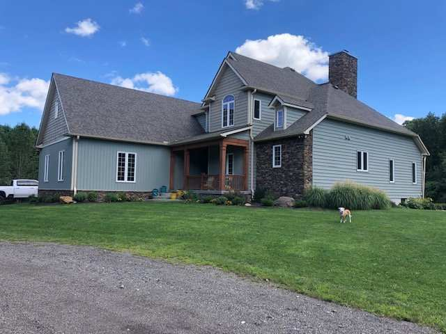 Granville, Ohio custom build home, design and build on your own land