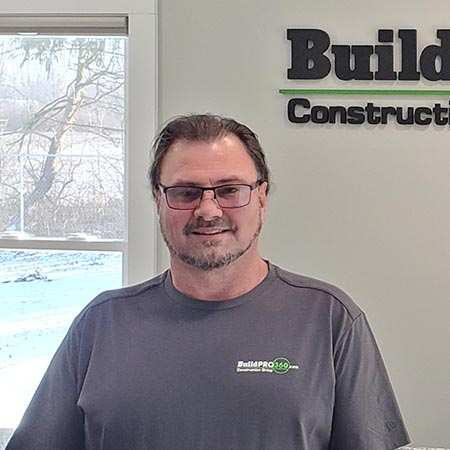 Central and Columbus, Ohio Custom Home builders project manager and custom cabinetry builder martin Eaves